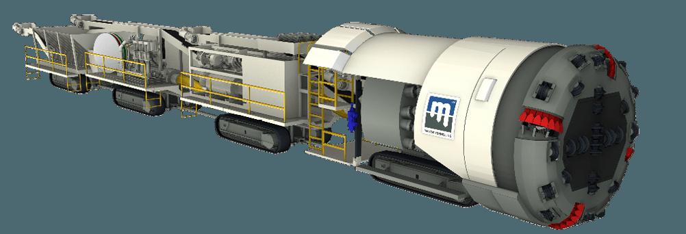 Master Drilling MTB