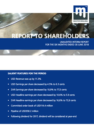report to shareholders