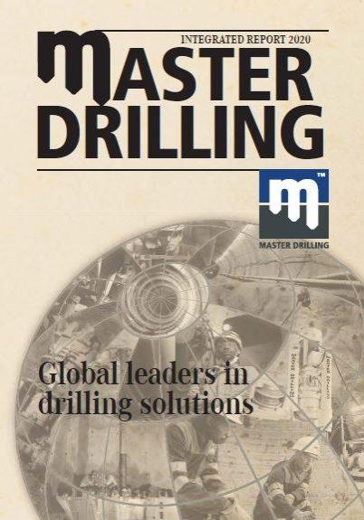 master drilling IAR 2020